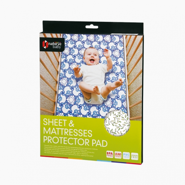 Sheet and Mattresses Protector Pad / Italian Manor / 17001_package