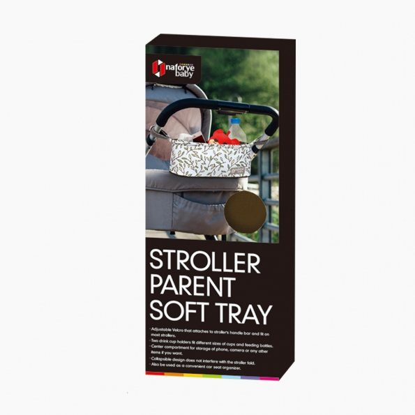 Stroller Parent Soft Tray / Italian manor / 19001_package