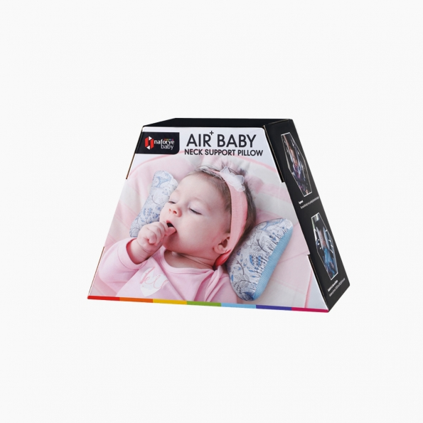 Air+ Baby Neck & Head Pad / Owl / 19012_package