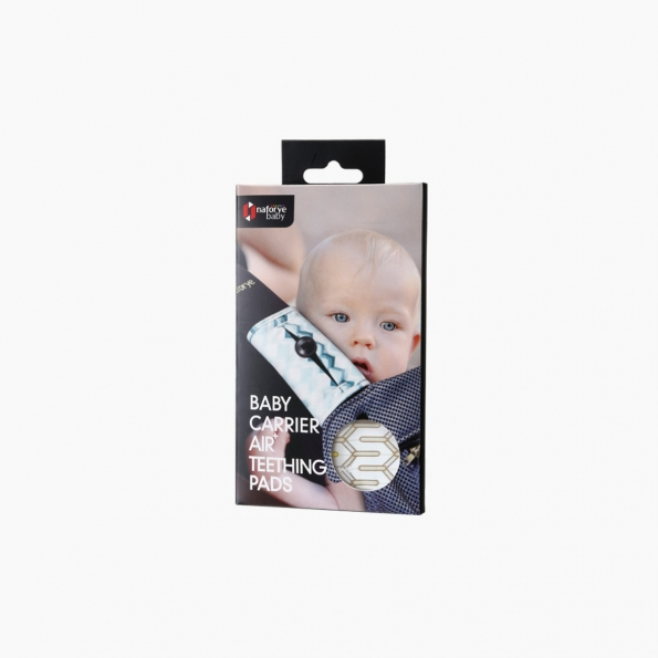 Baby Carrier AIR⁺ Teething pads / Lucky yellow / 20015_package
