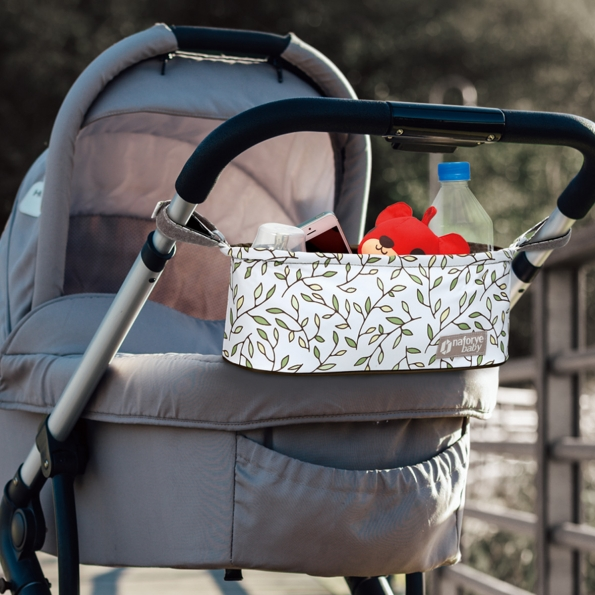 Stroller Parent Soft Tray / Pacific waves / 19002-2