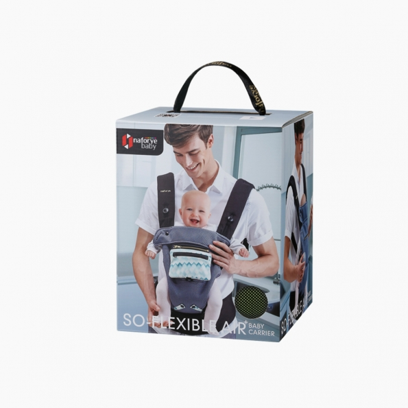 So-Flexible AIR+ Baby carrier / Lucky Yellow / 20013_package