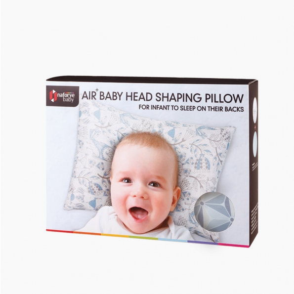 Air+ Baby Head Shaping Pillow / Black Knight / 17027_package