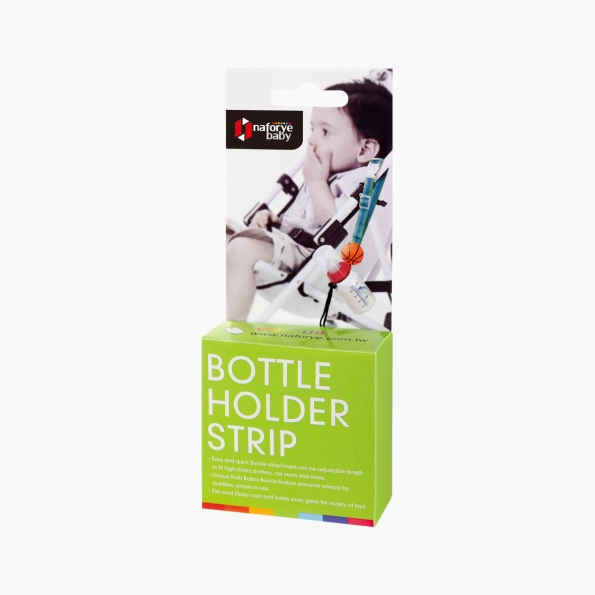 Bottle Holder Strip / Strawberry  / 99360_package