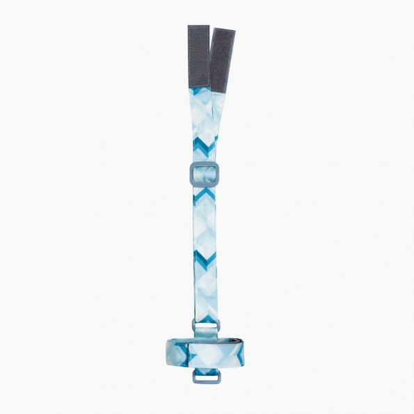 Stop the Drop Game Sippy Cup Strap / Blue building blocks / 21012-1