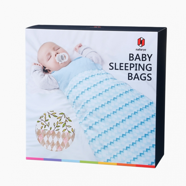 Baby Sleeping Bags / Diamond lattice / 17035_package