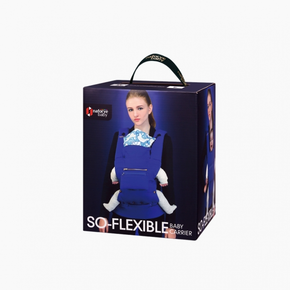 So-Flexible Baby carrier / Pacific waves / 20002_package