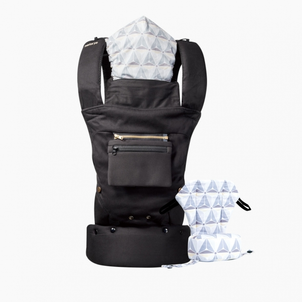 So-Flexible Baby carrier / Black Knight / 20004-1
