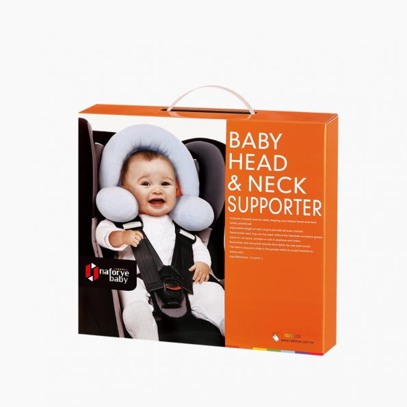 Baby-Head-&-Neck-Supporter / Strawberry  / 99698_package