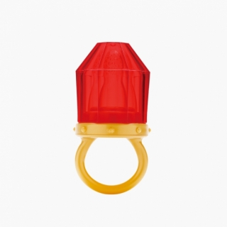 Diamond Food Feeder / Red / 18016-1