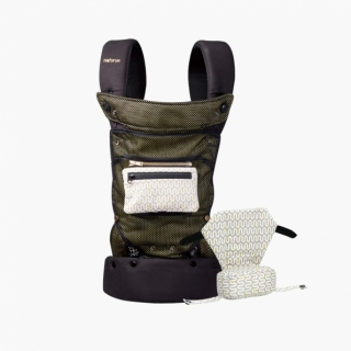 So-Flexible AIR+ Baby carrier / Lucky Yellow / 20013-1