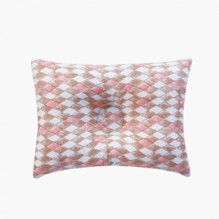 Air+ Baby Head Shaping Pillow / Diamond lattice / 17025-1
