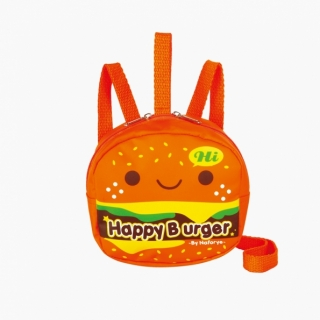 Keeper Bag With Strap / hamburger / 99477-1