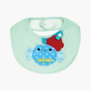 Multifunction Baby Bib / Candy / 99456-1