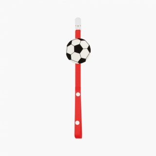 Baby Pacifier Clip / Soccer / 99316-1