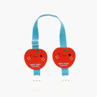 Bib Clips / Apple / 99303-1