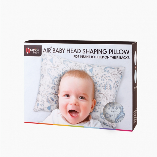 Air Baby Head Shaping Pillow Owl 17026 Products