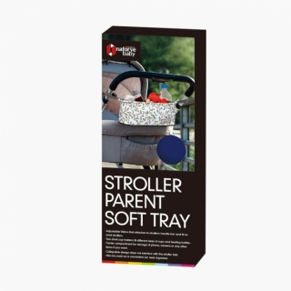 Stroller Parent Soft Tray / Pacific waves / 19002_package
