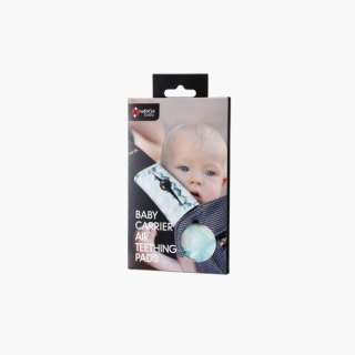 Baby Carrier AIR+ Teething Pads / Blue building blocks / 20016_package