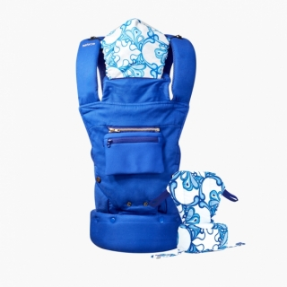 So-Flexible Baby carrier / Pacific waves / 20002-1